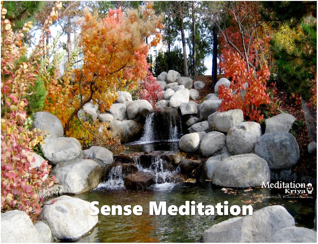 Sense Meditation Kriya MeditationKriya