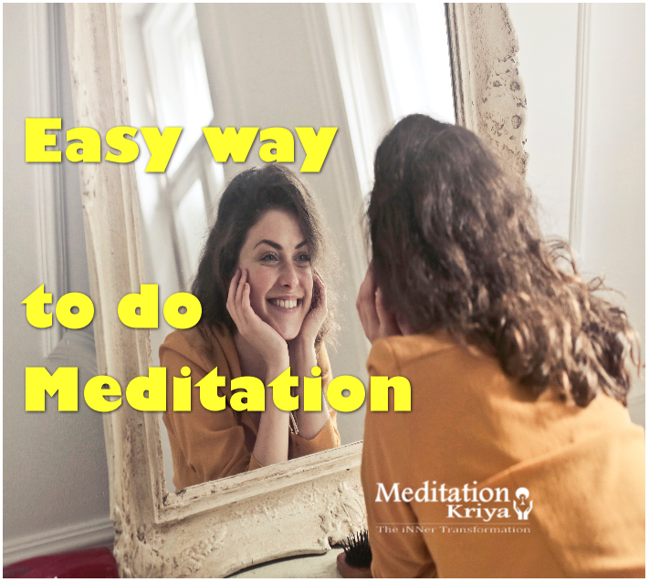 easy way to do meditation kriya meditationkriya